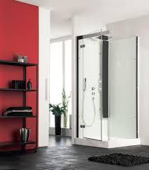 kinedo horizon corner watertight pivot door shower cubicle pod 900mm x 900mm