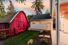 How Classic Farmhouse Style Influenced Portland's Latest Home Design ...