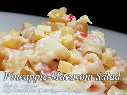 pineapple macaroni salad kawaling