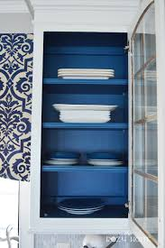 Enamel Top Cabinet Remodelaholic Diy Refinished And Painted Cabinet Reviews