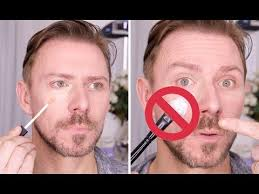 how to set your concealer without powder no creasing wayne goss