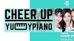 twice cheer up piano yummypiano
