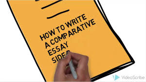 comparative essay guide to writing  comparative essay guide to writing