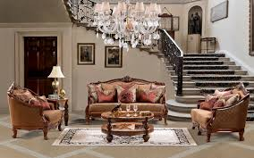 Queen Anne Living Room Furniture Traditional Furniture Living Room Ezautous