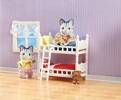 Calico Critters: Childrenu0027s Bedroom Set