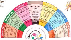 Aromatherapy Scent Chart Abdessalaam Perfume Course Part Vii Final Topics