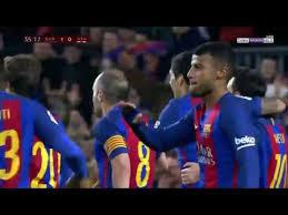 Resultado de imagen de copa del rey 2017 barcelona bilbao