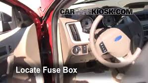 2010 ford fusion fuse box location 2008 lincoln mkx headlight