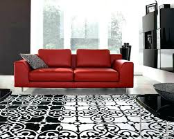 contemporary living room couches. Living Room With Red Couches Decorating Ideas Leather Couch  Sofa . Contemporary