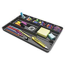 office drawer dividers. deflect o plastic desk drawer organizer office dividers