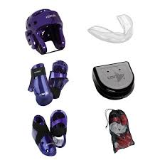 Century Sparring Gear Size Chart Purple Century Sparring Gear Set With Bag