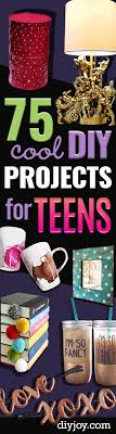Cool Diy Projects 75 Cool Diy Projects For Teenagers Diy Joy