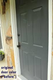 painting front doorHow to Paint an Exterior Door as in Shut the Front Door