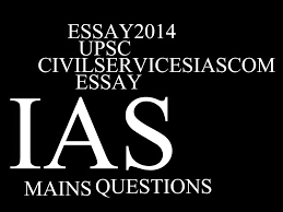 UPSC Exam Guidance     Tips on how to start IAS preparation How to write the essay paper UPSC civil services preparation
