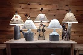 lamps made from antiques with themed lamp shades lamps made from antiques with themed lamp shades