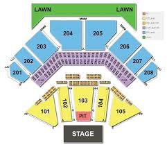 Hollywood Casino Amphitheatre Tinley Park Il Suite Tickets