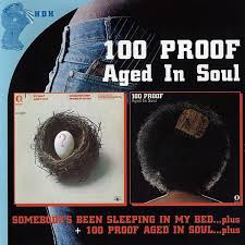 compare my proofs plus 100 proof aged in soul somebody s been sleeping in my bed plus