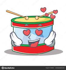 Dans Amour Jouet Tambour Personnage Dessin Anim Image