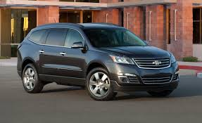 2013 Chevrolet Traverse First Drive – Review – Car and Driver