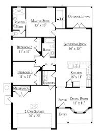 1500 sq ft house plans ranch lovely house plans under 1500 square feet 16 best house