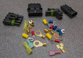 basic wiring tips for atvs and utvs atv com wiring connectors choose quality connection parts and learn how to properly crimp a wire