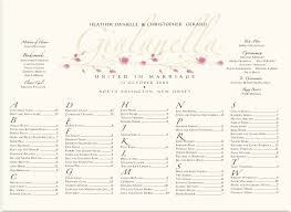 wedding guest seating chart template rose bud wedding seating chart garden themed vines and flowers