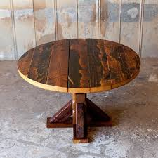 sons of sawdust round table pedestal base thick