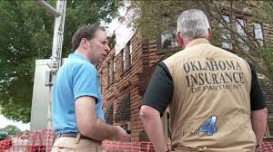 This list of insurance state commissioners includes websites, addresses, email addresses, or phone numbers by state. Oklahoma Insurance Commissioner Tours Pawnee Earthquake Damage Kfor Com Oklahoma City