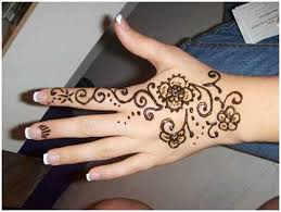 Small Picture 20 Simple Mehndi Designs For Hands PakistaniPK