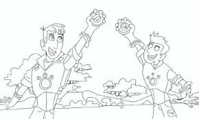 Wild Kratts Coloring Pages Best Of Photograph Of Wild Coloring Pages