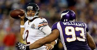The Last Ten Quarterbacks To Start For The Chicago Bears