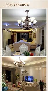 Großhandel Luxus Klassische Eisen Kronleuchter Innenbeleuchtung