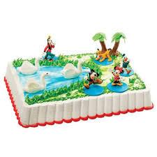 Mickey Island 3d Cake Dubai Bakery Classic