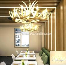 white antler chandeliers chandelier pure 8 deer candle style eight ceiling lights hanging rustic lighting fixtures modern lamps