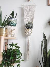 beautiful macrame plant holder ideas