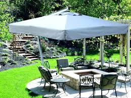 patio umbrella reviews purple leaf cantilever milano outdoor review