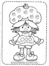 coloring book strawberry shortcake bonnie jones picasa web als strawberry shortcake coloring pages