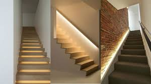 how to install cove lighting. Stairs-cove-lighting-collage How To Install Cove Lighting