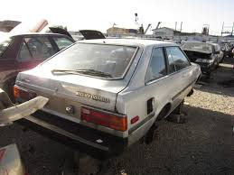 Junkyard Find: 1981 Toyota Corolla Liftback Coupe - The Truth ...