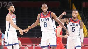 USA Basketball men's Olympic schedule ...