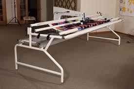 Millennium longarm quilting machine | APQS & Deluxe Table Adamdwight.com