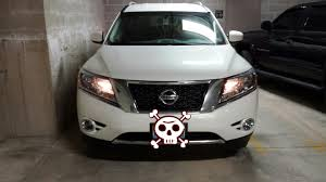 Anyone With Led Headlights Nissan Pathfinder Forum