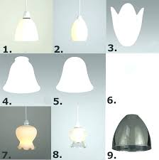 replacement glass shades light for ceiling fans special shade fan excellent 5