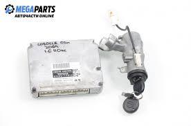 ECU incl. ignition key for Toyota Corolla 1.6 16V VVT-i, 110 hp ...