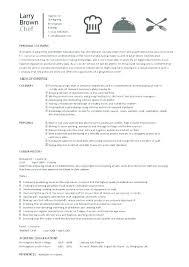 Comprehensive Resume Template resume Line Cook Resume Template 91