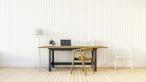 modern interior office stock. Download The Modern Interior Of Home Office Stock Photo - Image Light, Floor: