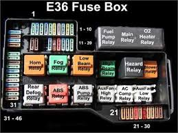 where is the diagram fusebox on bmw 123d fixya looking for a fusebox diagram bmw e361
