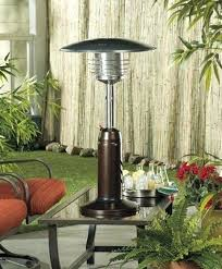 mosaic tabletop patio heater academy table top propane outdoor