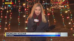 Lights At Lakemont Park Lakemont Park Named One Of Pas Top 10 Light Displays Wtaj