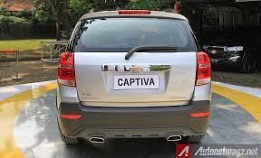 All Chevy chevy captiva awd : 2014 Chevrolet Captiva facelift rear view | AutonetMagz
